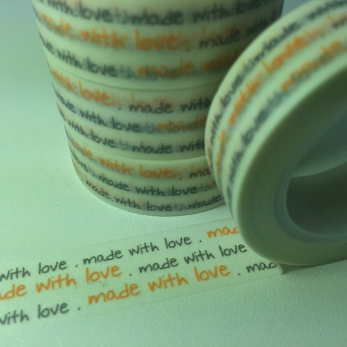 Made With Love. Repeat.