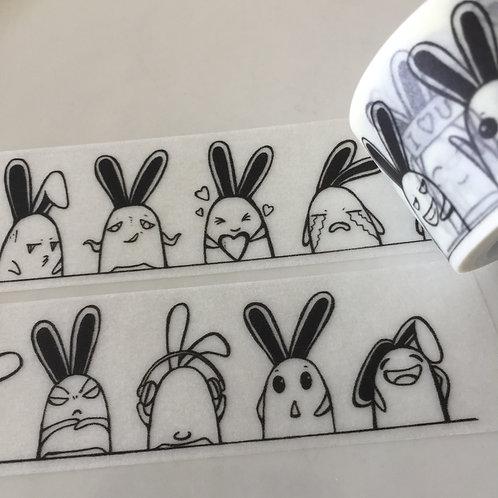 Wide Rad Rabbits 30mm