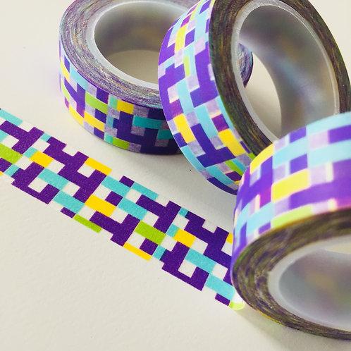 4 Colour Blocks 15mm
