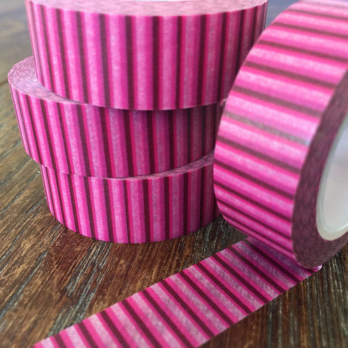 Pink/Magenta Picket 15mm