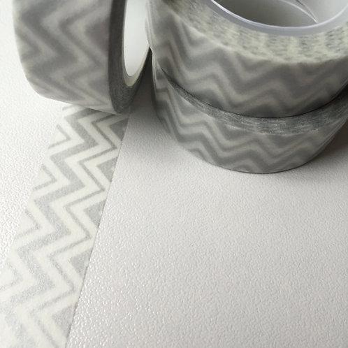 Silver Zigzag