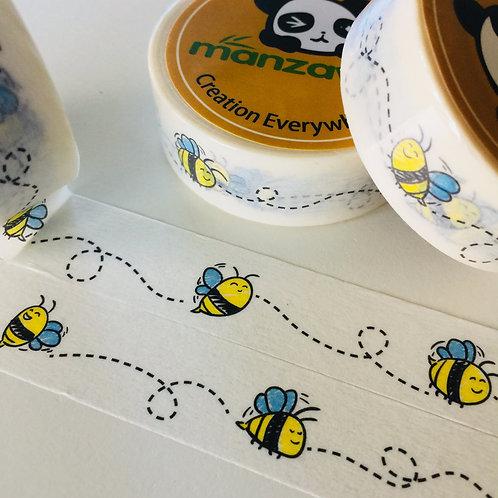 Happy Buzzy Bee 15mm