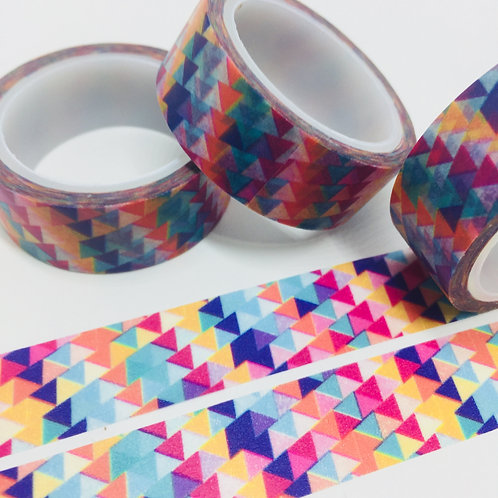 Super Value Tribal Triangles 15mm