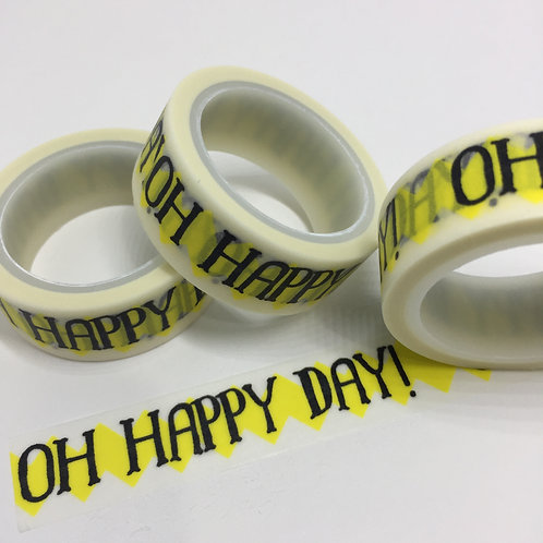 Super Value Oh Happy Day 15mm