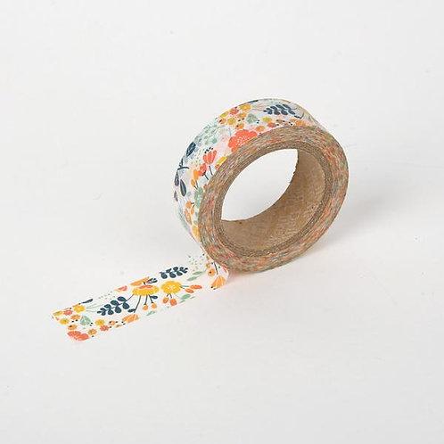 Dailylike Washi Tape - Wedding Bouquet 15mm
