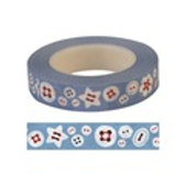 Funtape 10mm Buttons