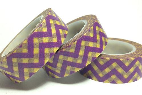 Violet Zigzag