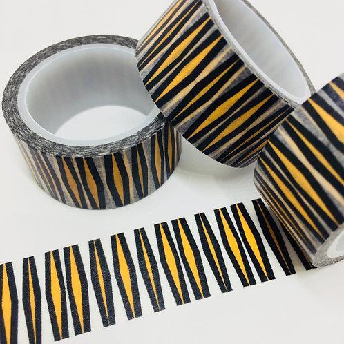 Wide African Stripe 20mm