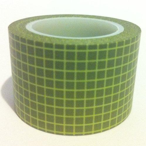 Wide Green Grid