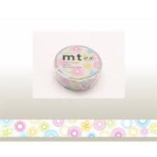 MT Masking Tape MTex Spirograph 15mm MTEX1P110