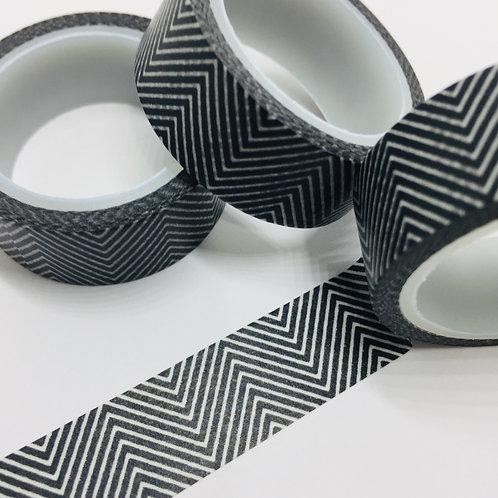 SUPER Value Hypnotic Black Zigzag 15mm