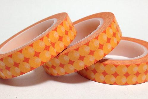 Thin Funky Orange 10mm