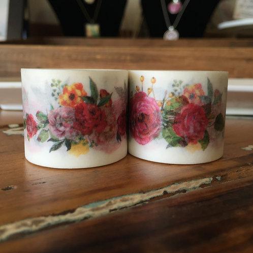 Wide Floral Garland 30mm