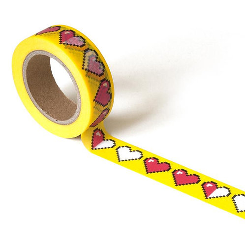Smarty Pants Paper Co 8 Bit Heart 15mm