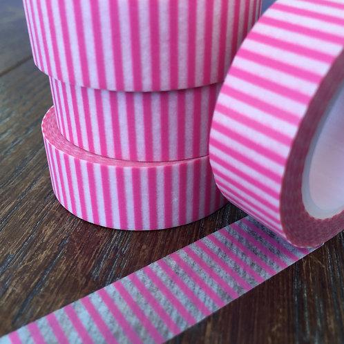Pink Picket 15mm