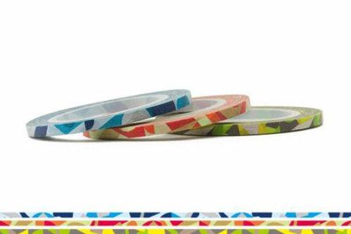 MT Masking Tape Slim 3mm 3 Piece Set - Art MTSLIMS10