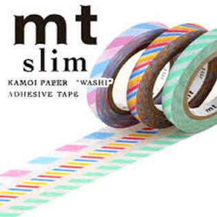 MT Slim Twist Cord 6mm Masking Tape 3 Piece Set A MTSLIM10