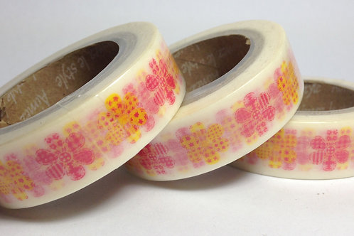 Patchwork Daisy's 15mm