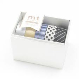 MT Masking Tape Monotone 5 Piece Boxed Set MT05G004