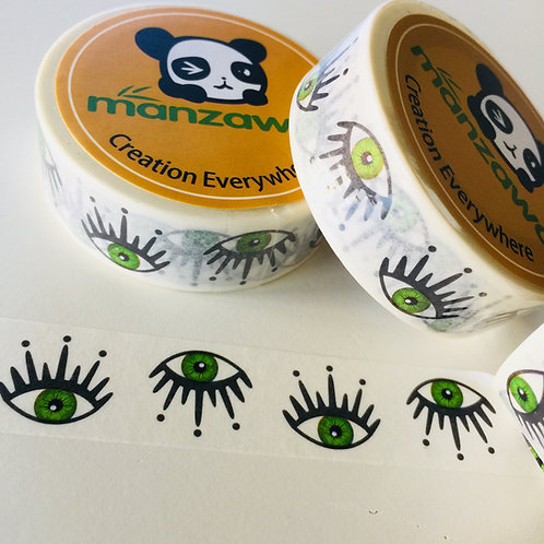 Green Eye 15mm
