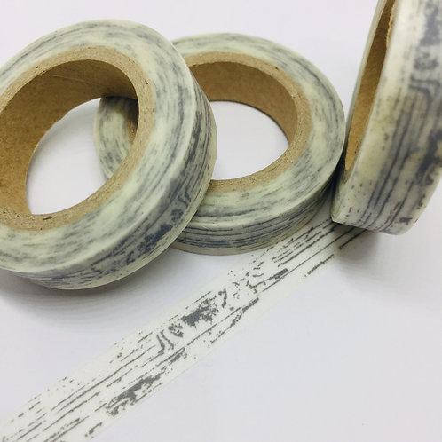Thin Skinny Grey Woodgrain 10mm