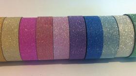 Glitter Washi is here!