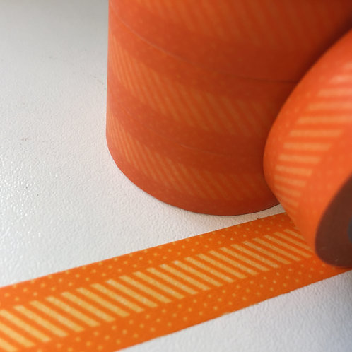 Orange Border 15mm