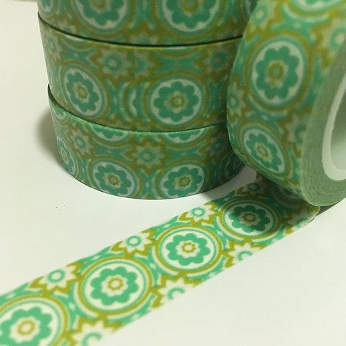 Mint & Olive Mosaic