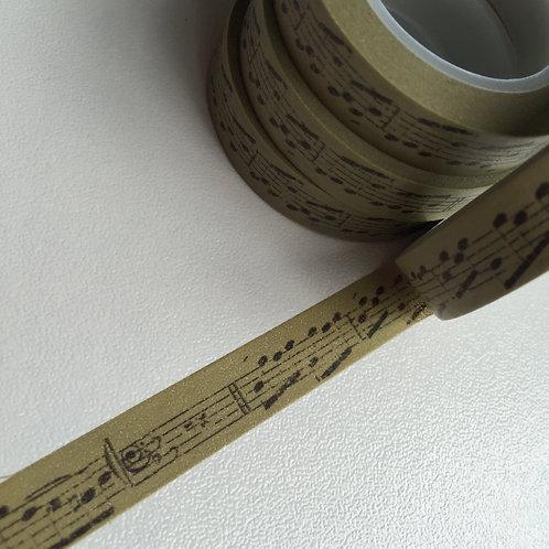 Thin Musical Score 10mm