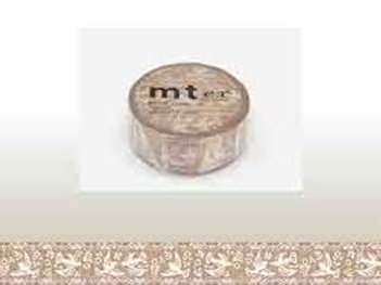 MT Masking Tape MTex Lace Bird MTEX1P106