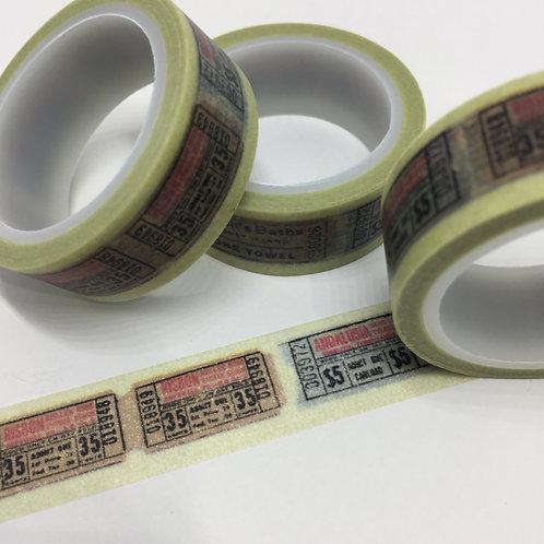 Super Value Ticket #2 15mm