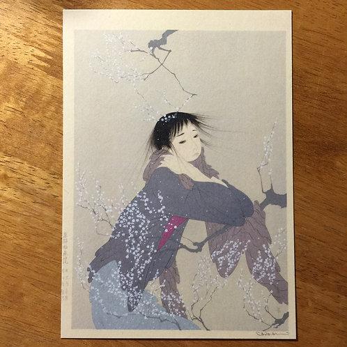 Postcard 'Dream Patterns'