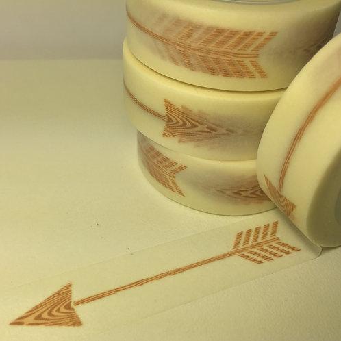 Wooden Arrows 15mm