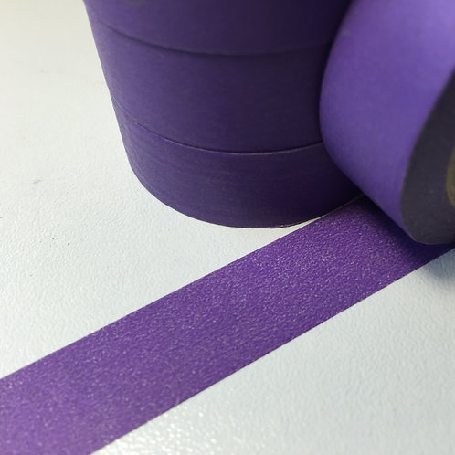 Solid Colour Violet 15mm