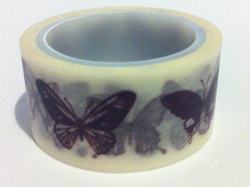 Wide Brown Butterflies