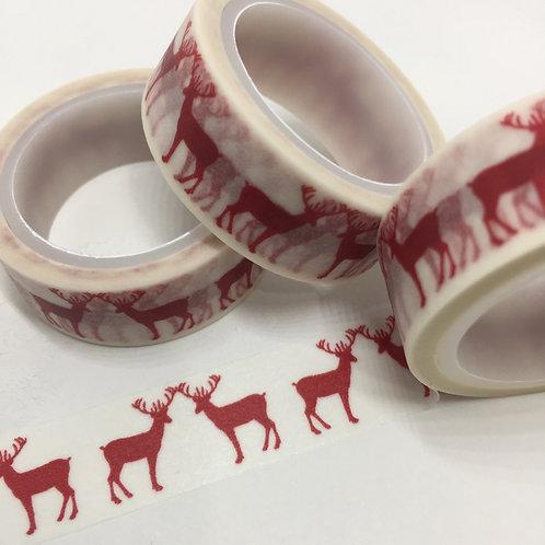 Super Value Red Reindeer 15mm