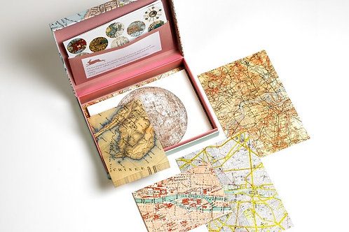 MAPS Letter Writing Boxed Set - PEPIN Press