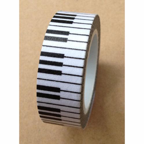 Piano Keys 15mm