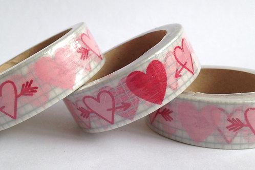 Cupid Hearts 15mm