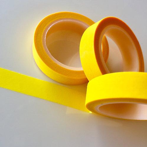 Thin Neon Yellow 10mm