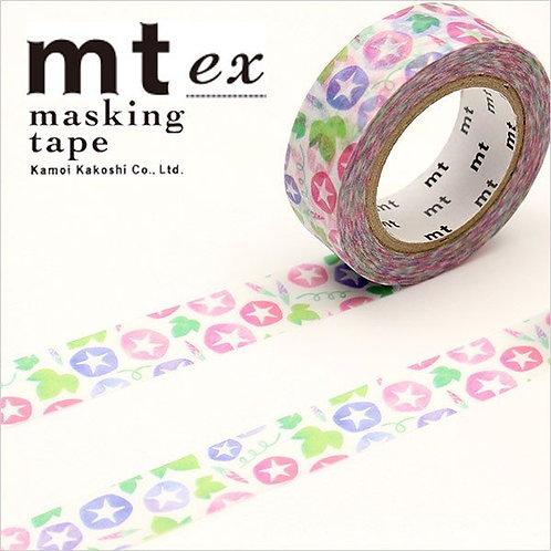 MT Masking Tape MTex Morning Glory 15mm MTEX1P150