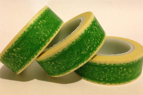 Green Flourish 15mm