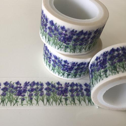 Wide Violet  Blooms 20mm