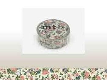 MT Masking Tape MTex Botanical Art 15mm MTEX1P103