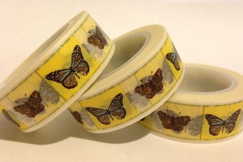 Butterfly Block 15mm