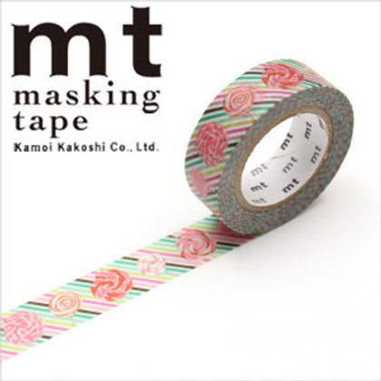 MT Masking Tape Candy 15mm MTEX1P134
