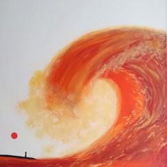 The Big Red Wave, opera n.17/2018