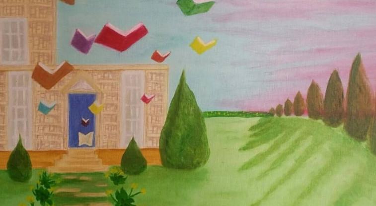 I libri volanti
