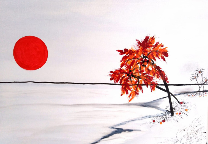 Red Sun, Opera n. 16/2018