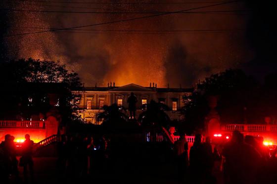 É BOATO: BNDES não repassou R$ 52 milhões à UFRJ para investimento no Museu Nacional em 2018